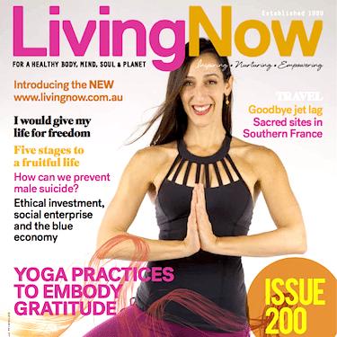 LivingNow Magazine