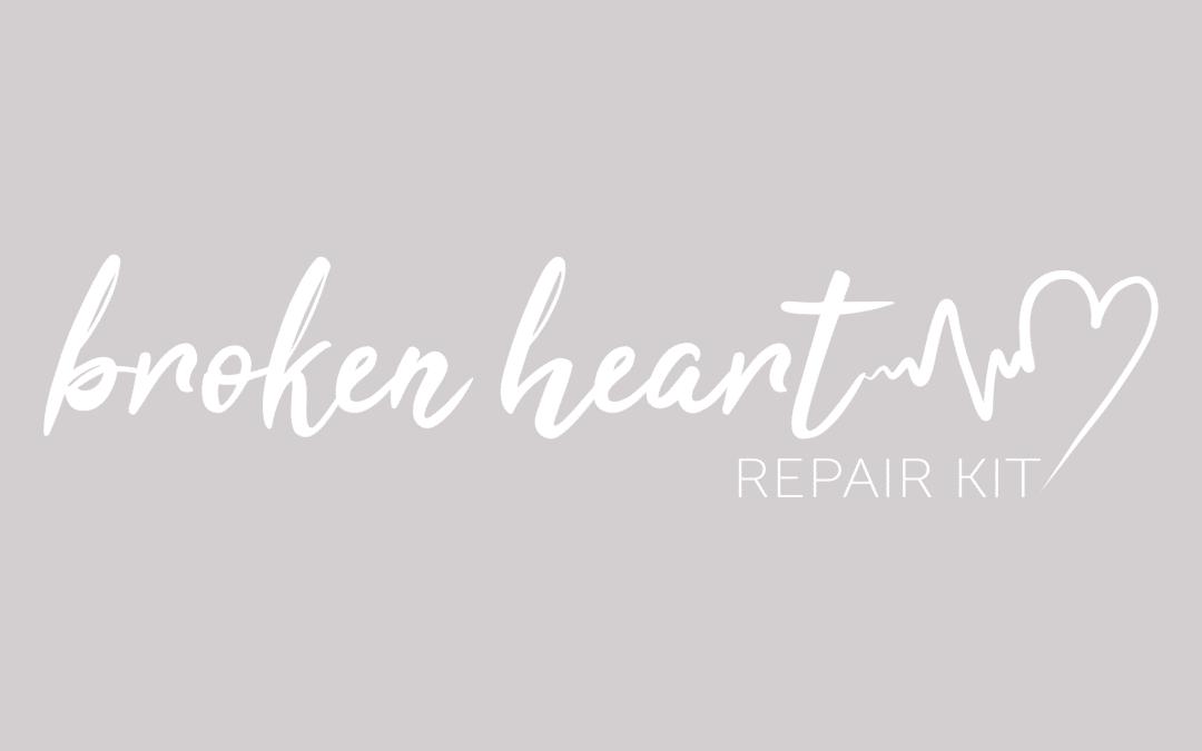 Website copy: Broken Heart Repair Kit