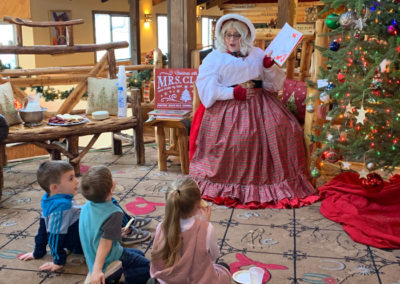 Star of the Show: An Interview with Mrs. Claus