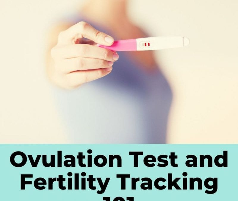 Ovulation tests and tracking 101